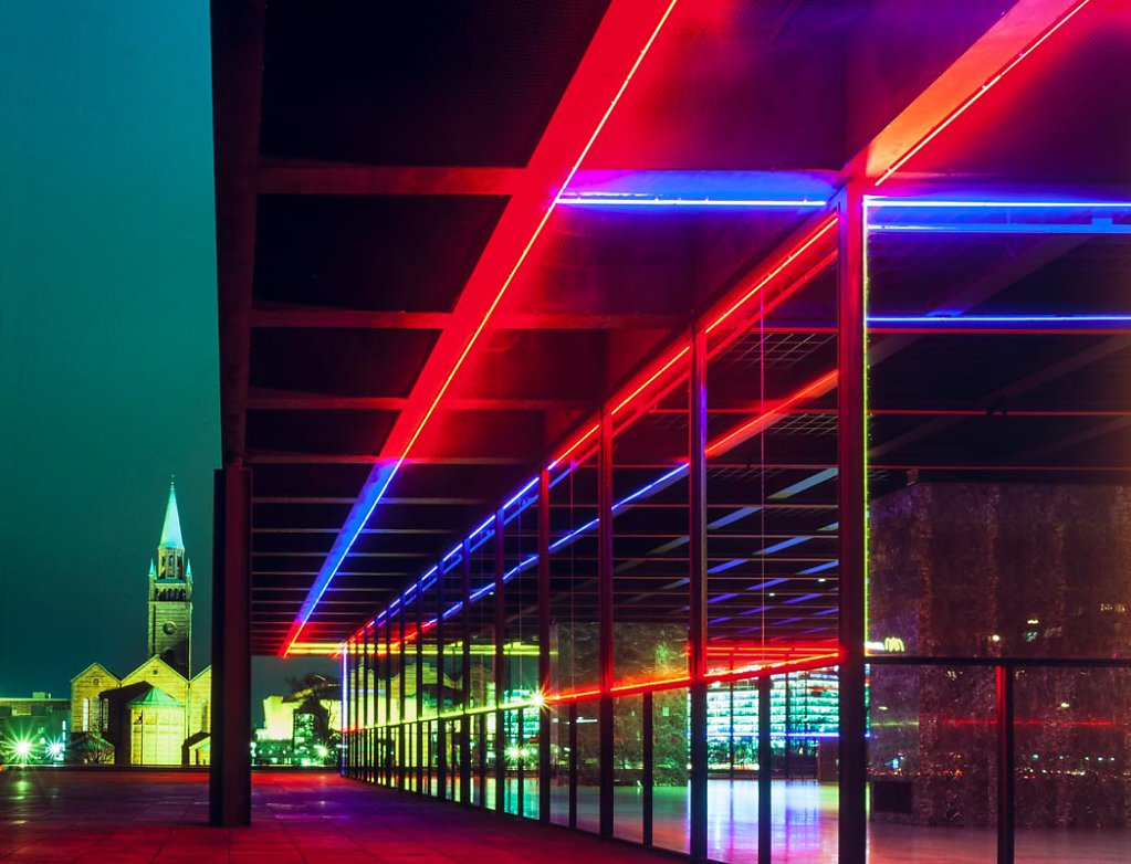 Neue Nationalgalerie/Berlin